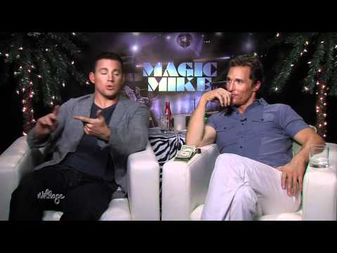 'Magic Mike' Is Responsible for Matthew McConaughey's Marriage