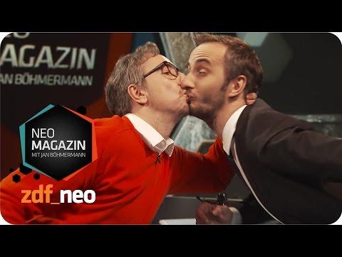 Die große Kommentare-kommentiere-Show mit Olli Schulz und Jan Böhmermann - NEO MAGAZIN - ZDFneo