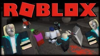 Jogando Roblox - Before The Dawn REDUX - Sobrevivendo Jasons!!
