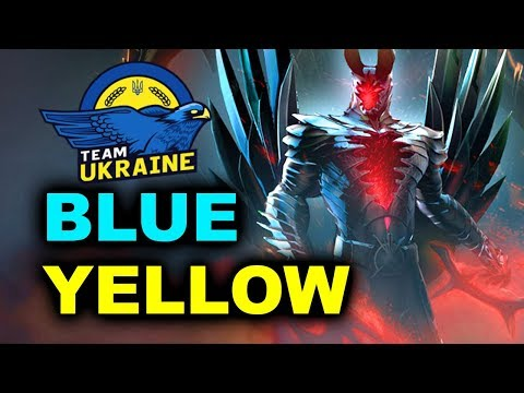 TEAM UKRAINE BLUE vs YELLOW - SEMI-FINAL WESG 2018 DOTA 2 thumbnail