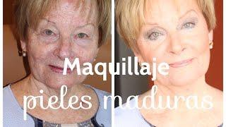 Maquillaje para pieles maduras!!!