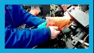 KLM Håndlaget for føttene