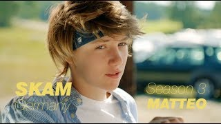 Skam Germany Druck Season 3 Trailer V2 - Matteo