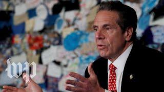 WATCH: New York Gov. Cuomo provides coronavirus update