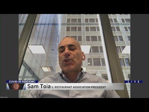 President Of The Illinois Restaurant Association Urges Pritzker To Let Restaurants Open On June 1