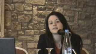 Elena Giorgi Cyprus Euromath 2009   prima parte