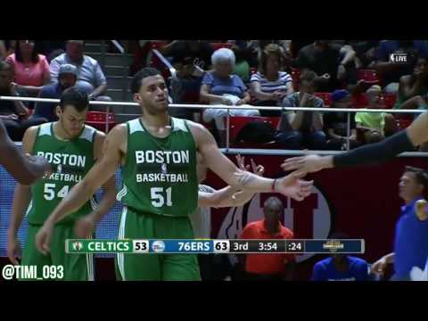 Abdel Nader Highlights vs Philadelphia 76ers (13 pts, 7 reb)