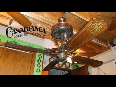 Casablanca New Orleans Ceiling Fan