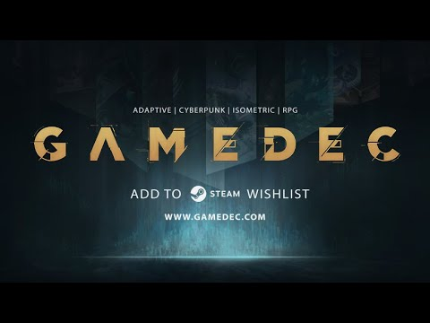 The origins of Gamedec, the video game @ PyrkONline 2020 [Part 1]  