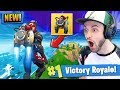 *NEW* JETPACK GAMEPLAY in Fortnite: Battle Royale! (LEGENDARY)