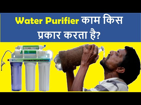 UF Water Purifier Working | Ultrafiltration | RO with UF Filter | Best Water Purifier