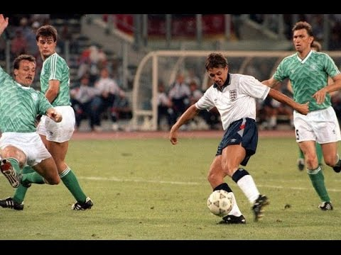 England v West Germany   Italia 90  Nessun Dorma