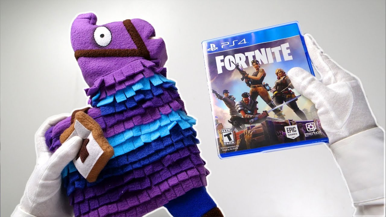 Ultimate Fortnite Battle Royale Unboxing Compilation Physical
