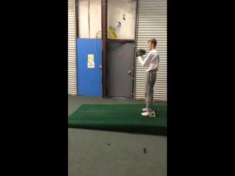 Jacob Bowman - RHP - Greenbrier Christian Academy Class of 2016 - pitching video 2
