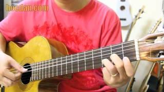 Bài 16 - Finger Style - đệm rải Dona Dona - Hiếu Orion