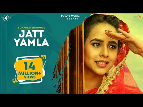 JATT YAMLA (Full Video) | SUNANDA SHARMA | Latest Punjabi Songs 2017 | MAD 4 MUSIC