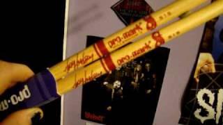 Joey Jordison ProMark Bloody Drum Sticks