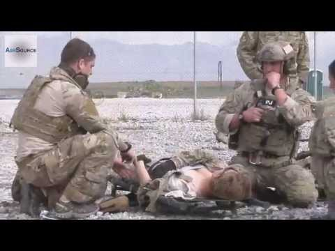 "USAF Pararescue ""Bring me Back to Life"""