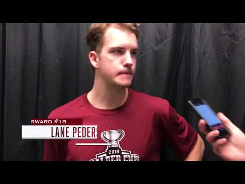 Postgame Media  - First Playoff Win in Franchise History (Round 1: Game 1)