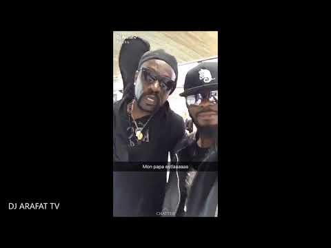 DJ ARAFAT Annonce Un Feat Avec MEIWAY Et Son Retour A Abidjan Pour La Destruction