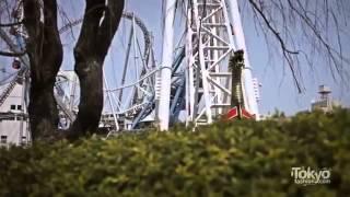 Kyary Pamyu Pamyu in Tokyo Dome City.
