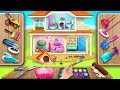 Paint & Decorate the House! Sweet Baby Girl Cleanup 5 | TutoTOONS Cartoons & Games for Kids