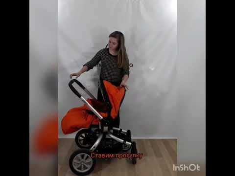 Coletto Motteo(Колетто Моттео) - Детская коляска 2 в 1 - Видео обзор от Mumz.com.ua