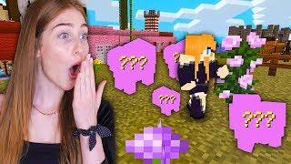 BYŁAM SAMA na SERWERZE i ZROBIŁAM TO.. w Minecraft!