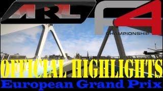 F1 2012 | ARL F4 - S6 Round 7 - European Grand Prix (Commentary)