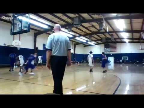 JV Boys Thunderbird Adventist Academy VS Madison Highland Prep
