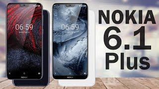 Nokia 6.1 Plus Una Buena Opcion!!! (Todas Las Caracteristicas)