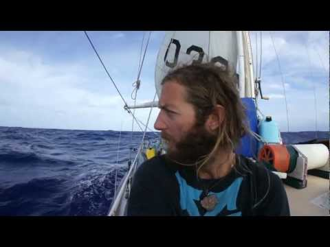 Sailing Hawaii to Marshall Islands day 7