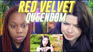 Red Velvet 레드벨벳 'Queendom' MV reaction