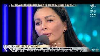 """Brigitte, totul despre iubirea ei pentru Cătălin Cazacu: """"După ziua mea am început o relație"""