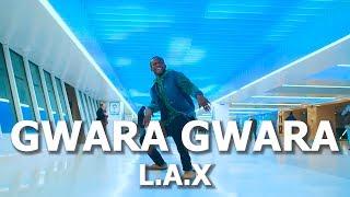 L.A.X - GWARA GWARA (Official Dance Challenge) | Meka Oku Choreography