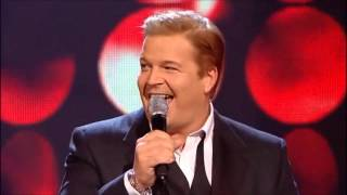 Daniel Evans - That Lady Is A Tramp (The X Factor UK 2008) [Live Show 3]