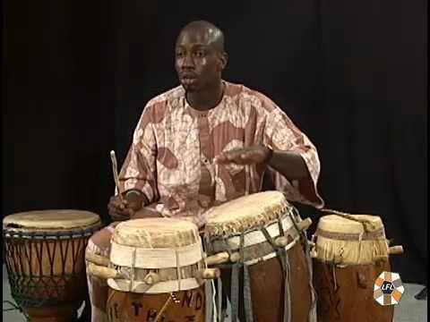Aziz Faye, griot, Senegal, #3