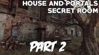 "The Vanishing of Ethan Carter Walkthrough Part 2 ""House Swap Doors Puzzle"" PC Maxed Out"