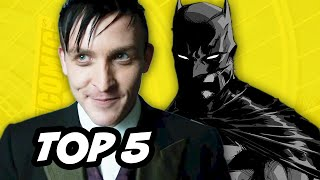 Gotham Episode 3 - TOP 5 Batman Easter Eggs