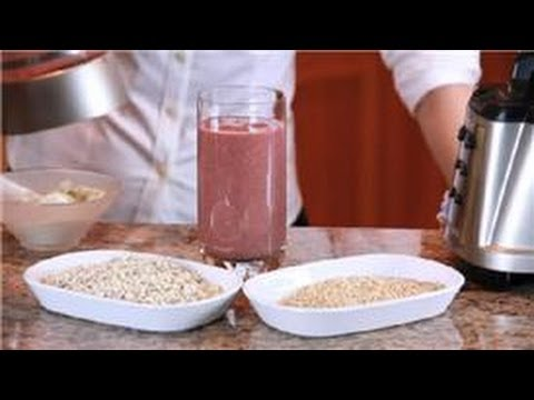 Nutrition Tips: How Do I Mix Oats With a Protein Shake?