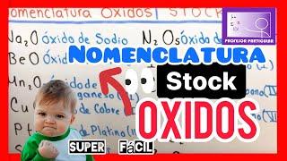 Óxidos | Nomenclatura Stock |Química Inorgánica