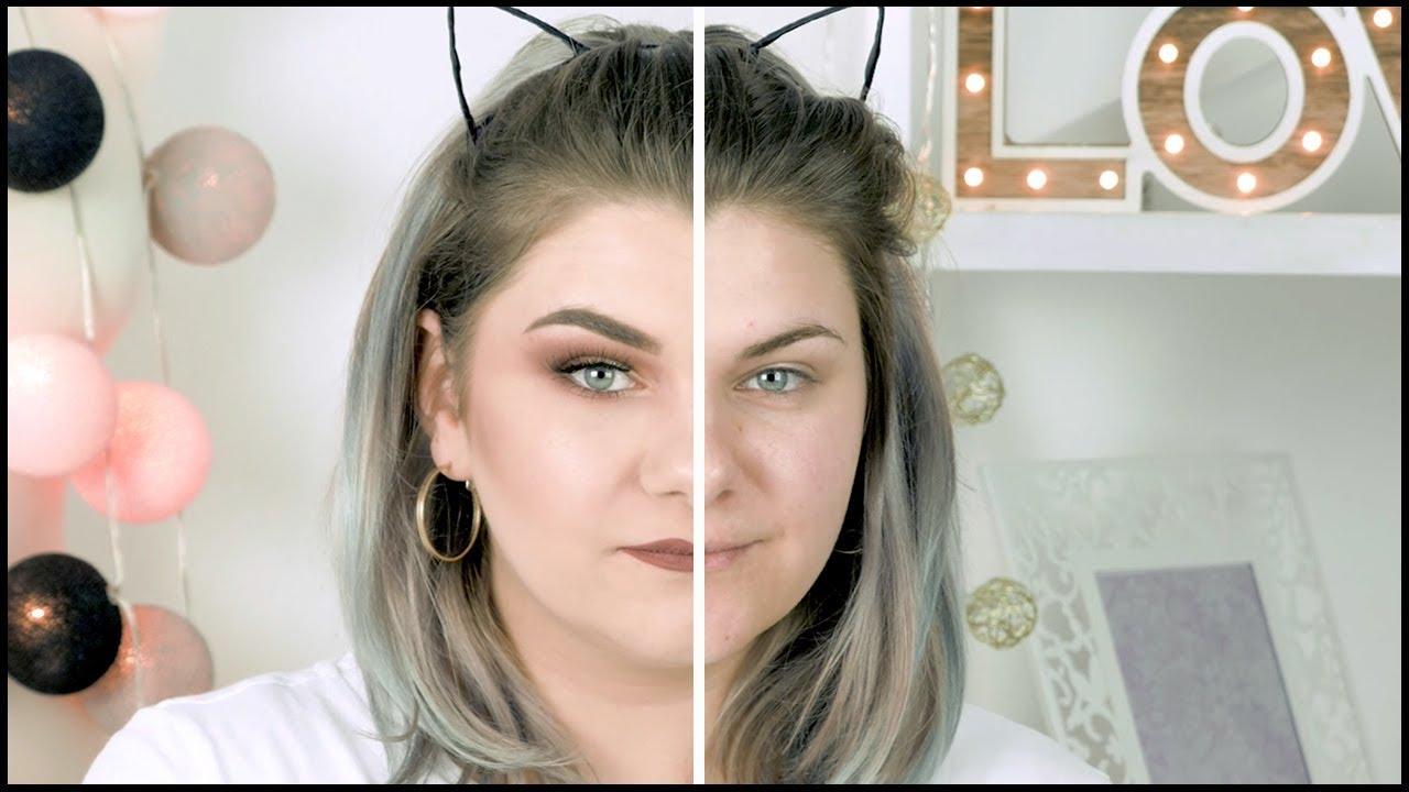 The power of makeup! | Metamorfoza DOMODI TV