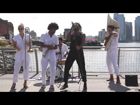 HUMBLE Kendrick Lamar Cover - Ft Darius Christian Jones