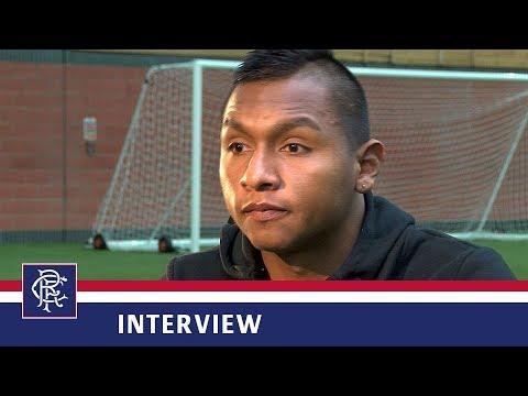 INTERVIEW | Alfredo Morelos | 29 Nov 2017