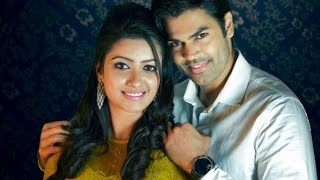 Ganesh Venkatraman and Nisha (TV anchor) got engaged