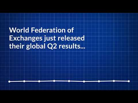 TMX Q2 2017 Results - World Federation of Exchanges