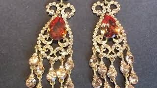 Indie XO Taj Mahal Earrings