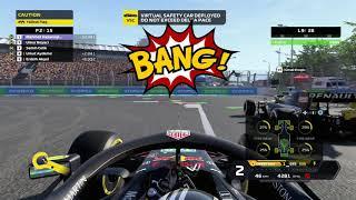 F1 2020 TR Endurance F1 League - VİETNAM GP