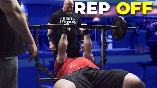 Download BENCH PRESS REP COMPETITION WITH EDDIE HALL, ROBERT OBERST & NICK BEST Mp3 and Videos