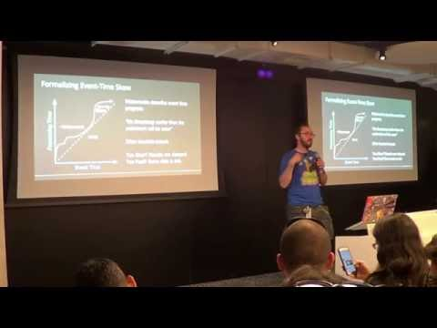 Fundamentals of stream processing with Apache Beam - Tyler Akidau @ Google (Eng)